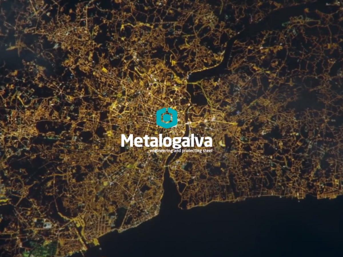 Novo filme institucional Metalogalva.