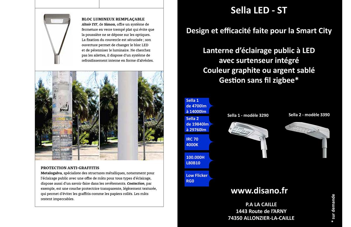 La revue de L'éclairage – Lux
